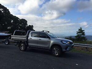 Toyota Hilux Mackay Mackay City Preview