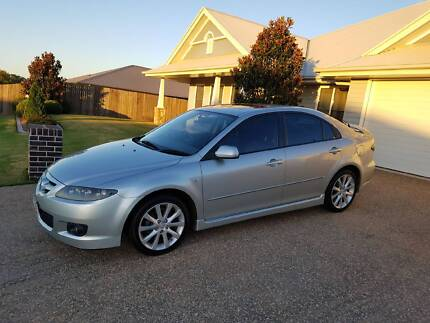 2006 Mazda 6 luxury sports Toowoomba Toowoomba City Preview