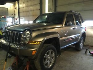Parting out 2005 Jeep Liberty