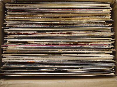 "Lot of 15 12"" Vinyl Records Disco Rap Dance Pop EDM RnB Hip-Hop FREE Shipping"