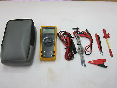 Fluke 21 Iii Multimeter Tester