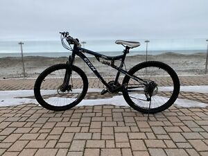 CCM SL 2.0 Dual Suspension Mountain Bike, 26' tires