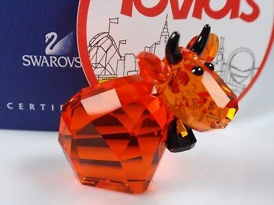 SWAROVSKI LOVLOT HALLOWEEN MO LIMITED ED. 2009 RETIRED MIB #1016560](Halloween Mo)