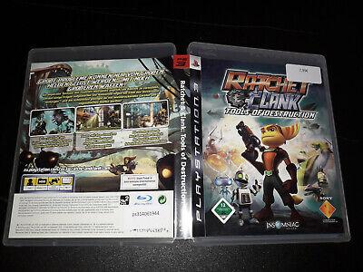 Ratchet & Clank Tools of Destruction Playstation 3 Ps3 Spiel ()