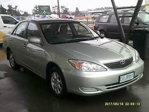 2003 Toyota Camry Ateva v6 sedan Launceston Launceston Area Preview