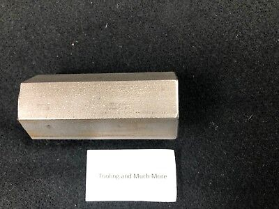 1.250 Hex 303 Stainless Rodbar 3.00 Long  Lathe Or Milling Stock