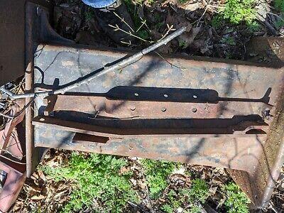 Swinging Drawbar For Farmall Or International Cub Tractors