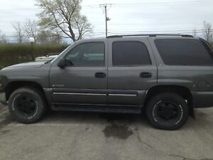 2002 Chevy Tahoe Z71