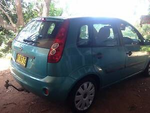 VERY RELIABLE FORD FIESTA-GREAT CONDITION-BRAND NEW TYRES Thirroul Wollongong Area Preview