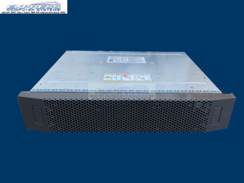 Emc Vnx V2-dae-25 Dae 2u 25x 600gb 10k 2.5 V2-2s10-600 Vnxe3100 Vnxe3150