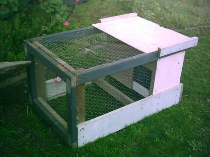 Large Cage for Rabbits or Chooks