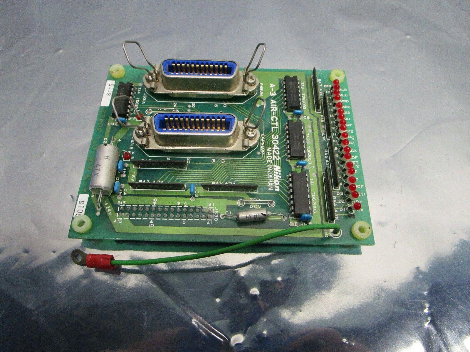 Nikon A-3 AIR-CTL 30422 Board, PCB, 101197