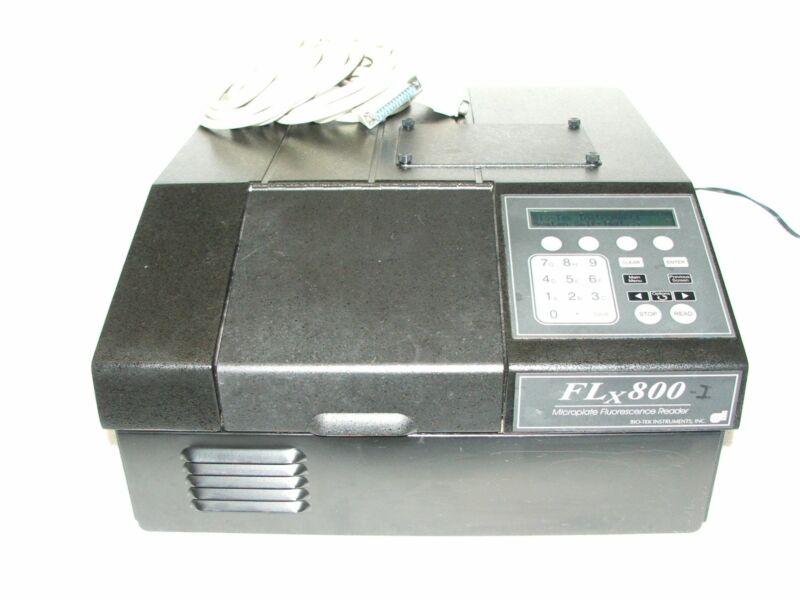 Bio-Tek FLX 800 Microplate Fluorescence Reader