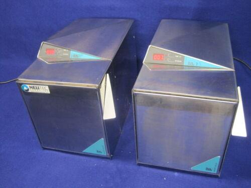 IUL Neu-Tech Lab Dual Paddle Blender Bag Mixer Masticator Silver Digital Timer