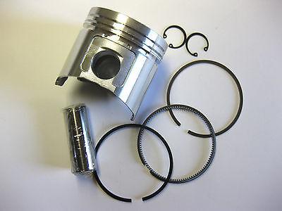 Kolben inkl. Kolbenringe Yanmar 3TNV88 4TNV88 Standard 88mm