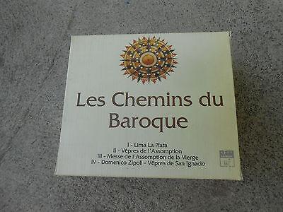GABRIEL GARRIDO-JEAN CLAUDE MALGIORE-LES CHEMINS DU BAROQUE-CD (Gabriel Jean)