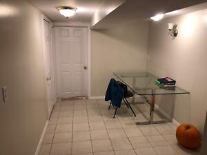 Basement for rent 2 bedrooms 1250$