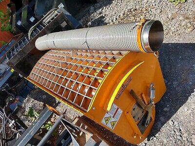 New Land Honor Self Loading Skid Steer Concrete Mixer Mixing Bucket No Pump