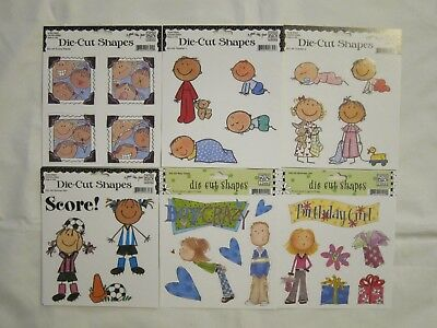 Lot of 18 Die Cut Shapes TODDLER SOCCER BIRTHDAY PHOTOS by Me & My Big - Toddler Craft Ideas