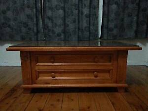 Two Draw Coffee Table Panania Bankstown Area Preview
