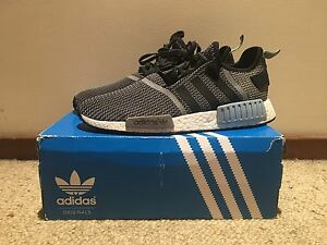 "Adidas NMD Grey/ Blue and white ""Excellent Condition"" Castle Hill The Hills District Preview"