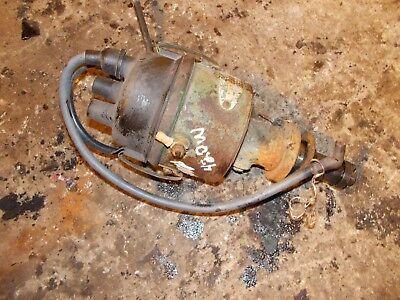 John Deere 420w 420 W Tractor Engine Motor Distributor Drive Assembly
