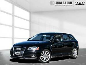 2009 Audi A3 2.0T Qtro Premium S Line at (2)