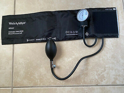 Welch Allyn Sphygmomanometer With Adult Blood Pressure Cuff