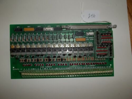 Cincinnati  Circuit Board PCB 826682 Rev D