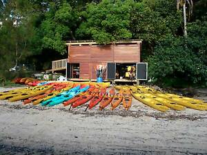 Kayak Storage on the water in Rose Bay Rose Bay Eastern Suburbs Preview