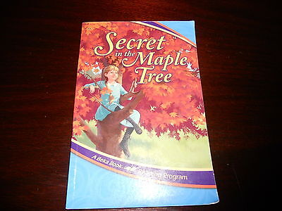 Secret In The Maple Tree Abeka Book Reading Program 3Rdgr  Phonics Reader