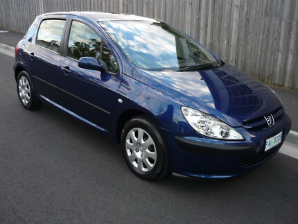 Peugeot 307 HDi Manual Hatchback North Hobart Hobart City Preview