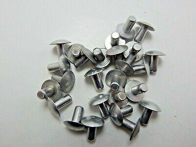 1 4  Solid Aluminum Rivets