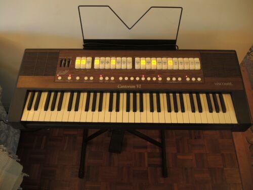 Viscount Cantorum VI Classical Organ Keyboard