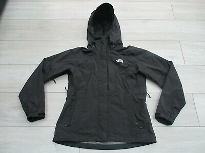 The North Face Womens Evolution Triclimate Waterproof Jacket Hyvent S Black