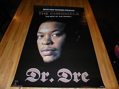 Dr. Dre Poster 24 X 36 Out of Print The Chronicle