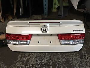 Honda Accord 2003/3004 taillights and trunk JDM