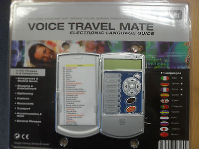Traveler Voice Travel Mate