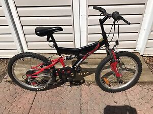 Sportek kids mountain bike