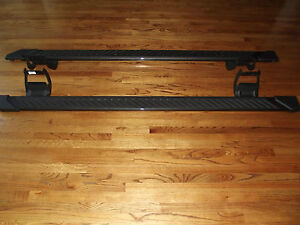 Ford F Crew Cab Step Side Bars Oem Running Boards