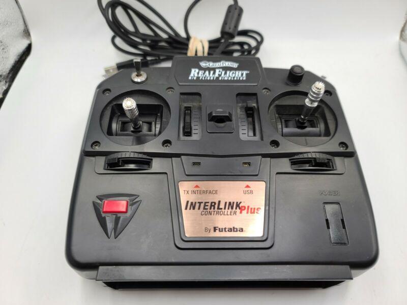 Real Flight InterLink Plus Futaba USB Controller