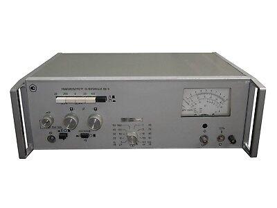 10mkv10v 6 20hz-200khz B6-9 Selective Microvoltmeter An-g Fluke Hp Agilent