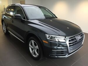 Audi 2018 Q5 Progressive  (Owned)