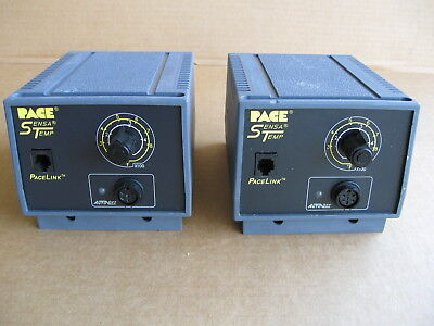 Pace Pps 15A Soldering Station Base Unit W Pace Link