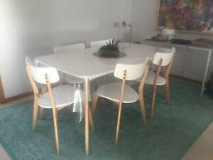 Dining Suite - Table   6 Chairs