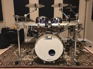 Pearl Reference 5 Piece Shell Kit - Purple Craze