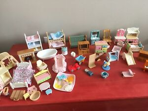 Calico critters accessories and furniture