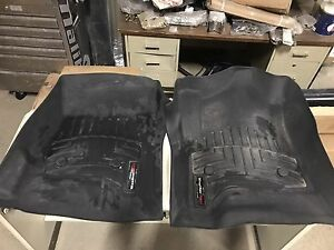 14-up chev weather tech floor mats