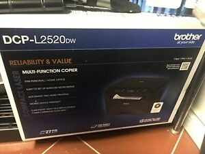 Brand new printer- never out of the box!