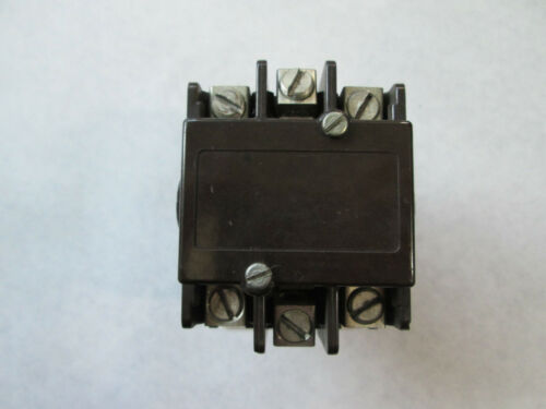 Gould / Telemecanique 2200EB421AA Contactor With 120 Volt Coil TESTED
